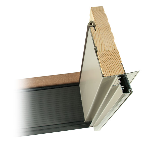 Exterior Frame Extension