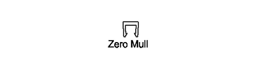 Section detail - Zero Mull