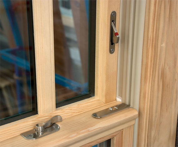 Wocd Double Hung